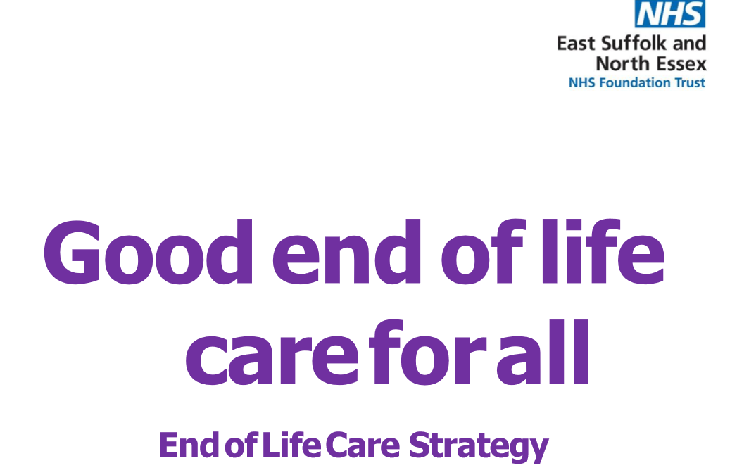 New end of life care strategy launched